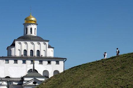 Всероссийский доменный марафон в Суздале и Владимире