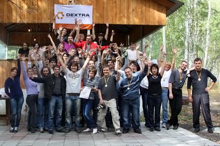 Команда интернет-агентства Dextra