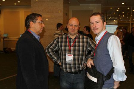 Дмитрий Батраков выступил на конференции Optimization-2011