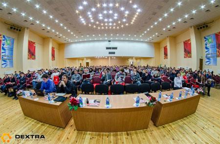 Аудитория посетителей на семинарах Интернет-агентства Dextra